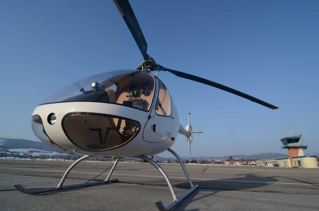 Hélicoptères - Cabri G2 - Mont Blanc Hélicoptères Grenoble