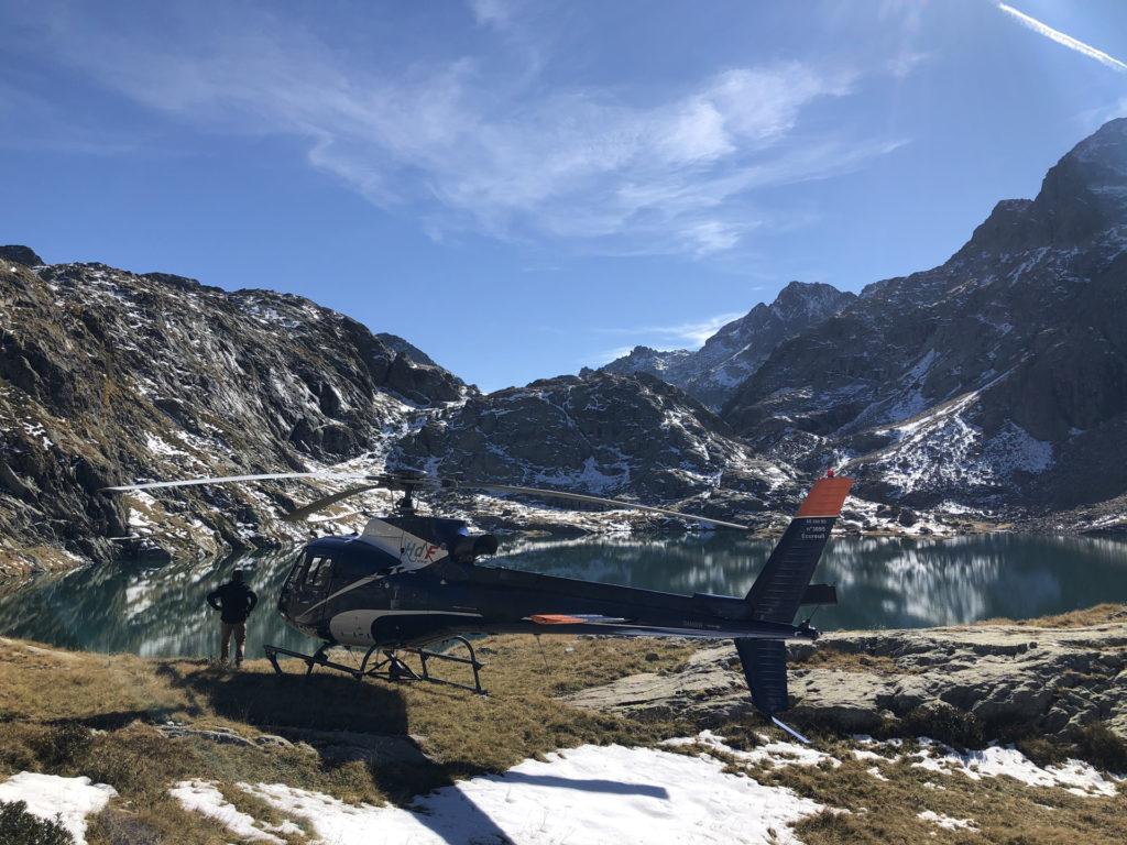 Hélicoptères - AS350 - Mont Blanc Hélicoptères Grenoble