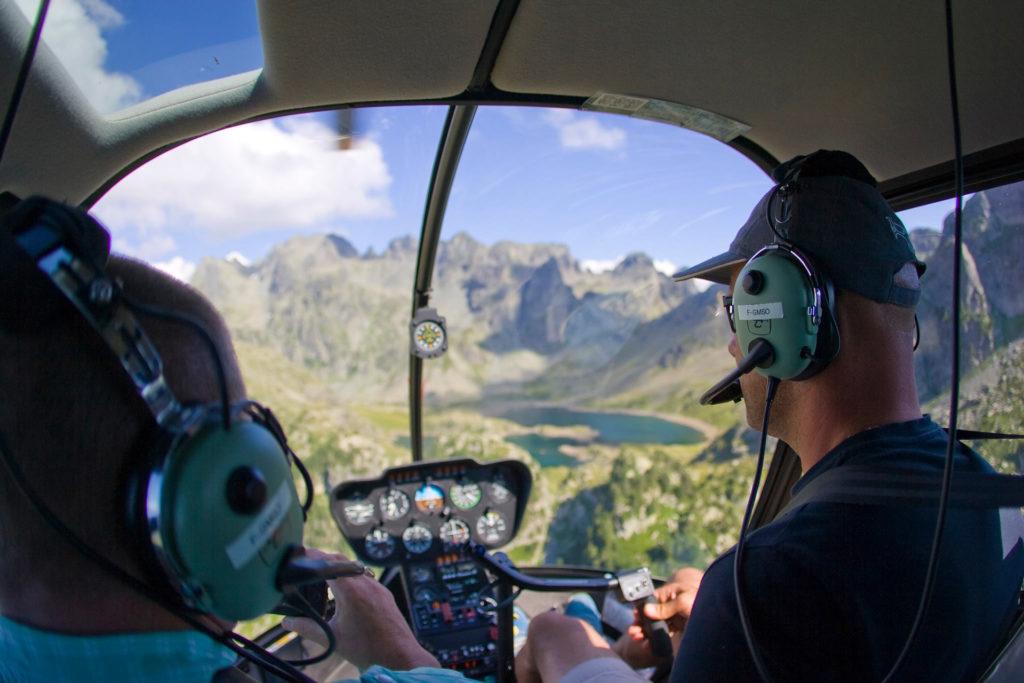 Initiation & école de pilotage - Qualification de type - Mont Blanc Hélicoptères Grenoble