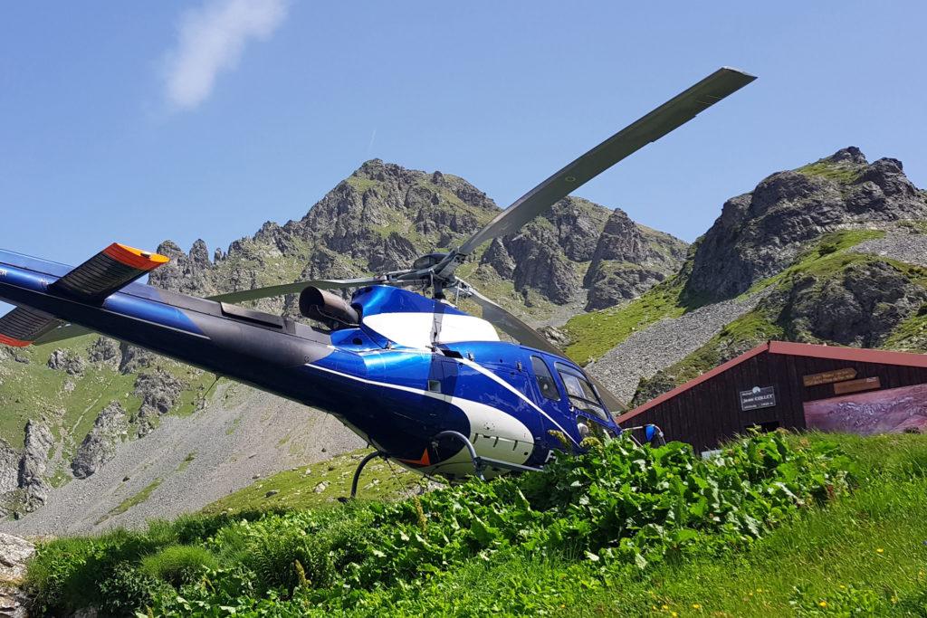 Vols Expériences - Vols Gastronomiques - Mont Blanc Hélicoptères Grenoble