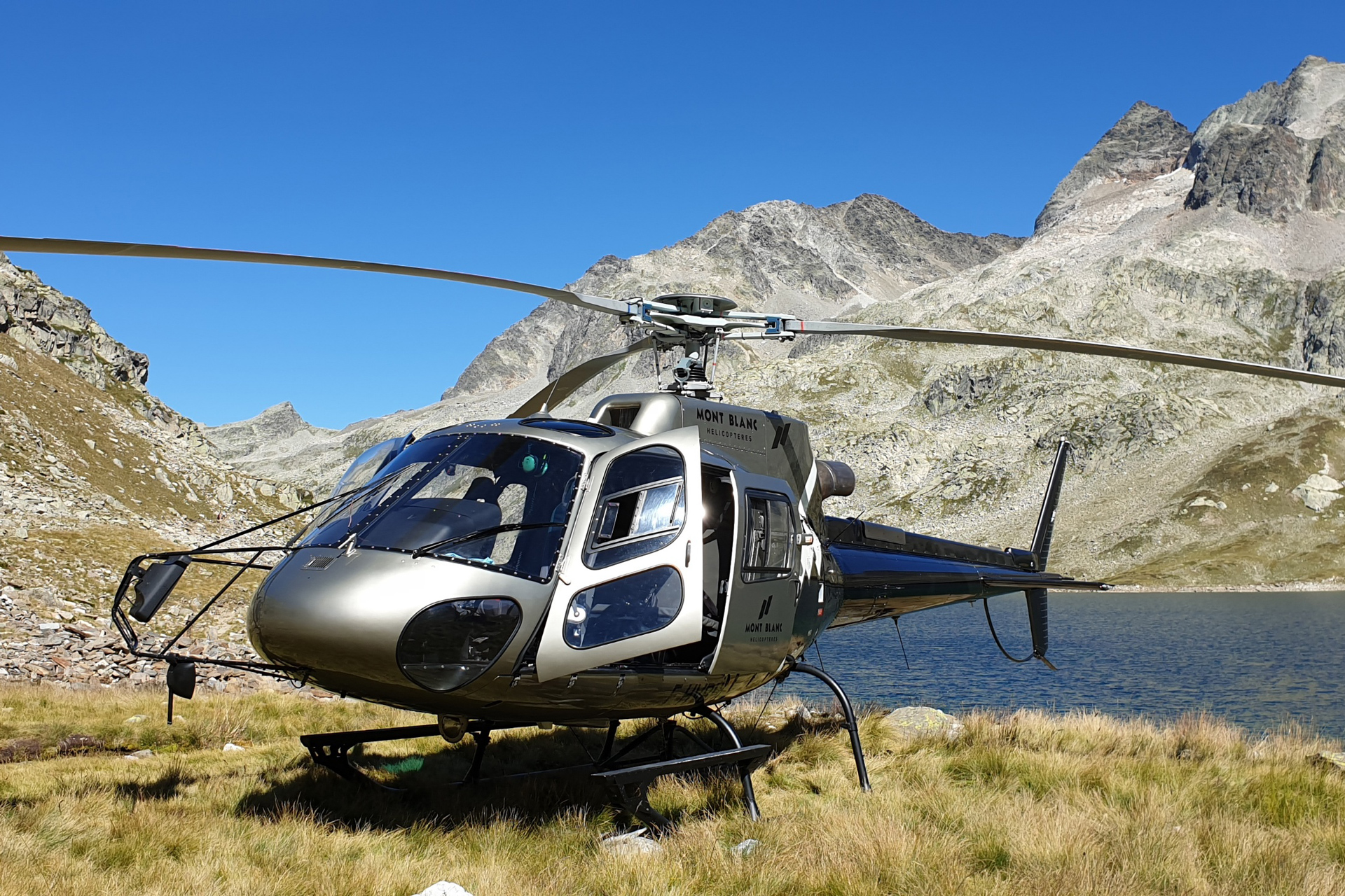 Vols touristiques Grenoble | Mont Blanc Hélicoptères Paris
